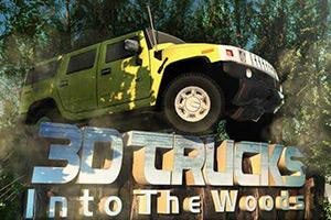 卡车丛林驾驶