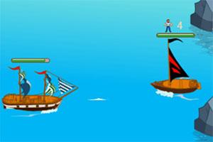 漫游的帆船