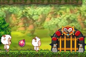 羊年喜羊羊大冒险