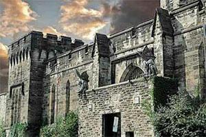 荒芜的城堡逃脱