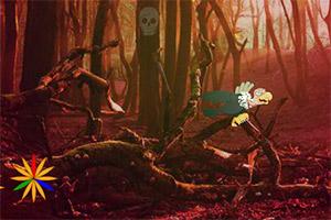 红色森林逃脱