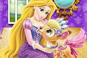 长发公主偷懒小游戏_长发公主的小宠物,长发公主的小宠物小游戏,4399小游戏 www.4399.com
