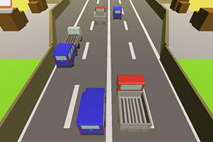 方块卡车驾驶