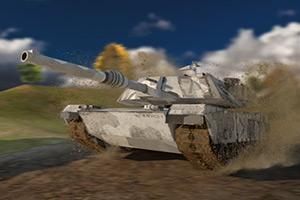 战争坦克赛车