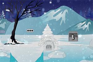 冰雪岛企鹅逃脱