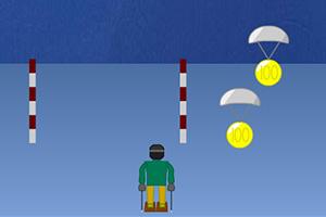 3D微型滑雪
