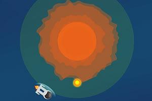 太阳光子防御战