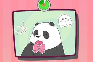 熊猫三兄弟