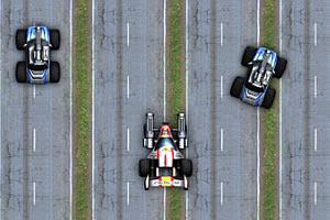 急速跑道赛车
