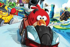 愤怒小鸟找轮胎