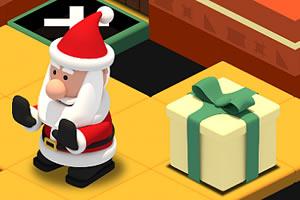 圣诞老人推箱子