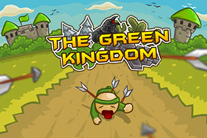 绿色王国之战中文无敌版
