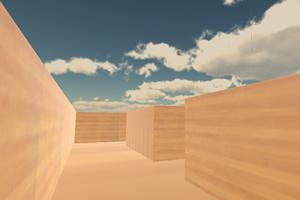 挑战3D迷宫