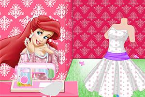 人鱼公主做裙子 人鱼公主做裙子小游戏