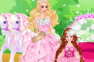 新娘灰姑娘和花童