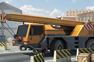 3D起重机模拟驾驶