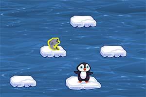 企鹅觅食记