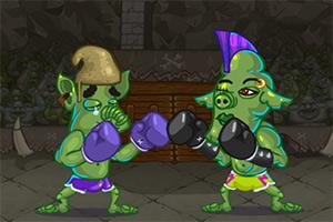 巨魔的拳击