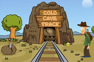 黄金矿洞探秘