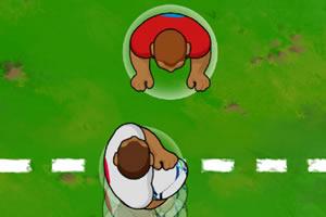 橄榄球尖峰时刻