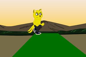 学跑步的鲁克3