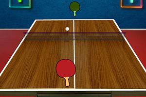 趣味乒乓球竞赛