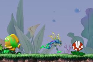 奔跑的小鱼