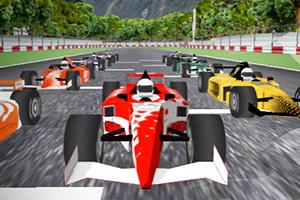 3D方程式赛车挑战
