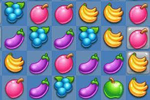 水果缤纷对对碰
