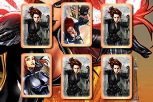 黑寡妇记忆卡