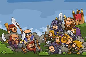 矮人国之战