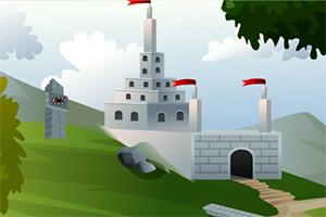 寻找城堡宝藏逃脱