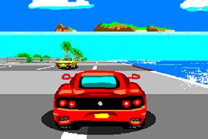 环岛赛车竞速赛