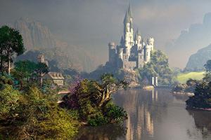 保卫城堡拼图