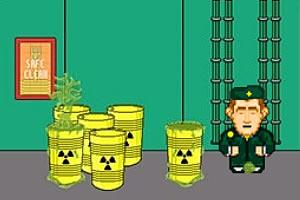消灭放射球