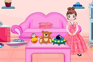 逃出公主粉红玩具屋
