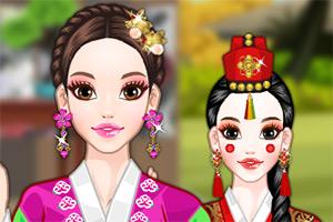 传统民俗婚礼