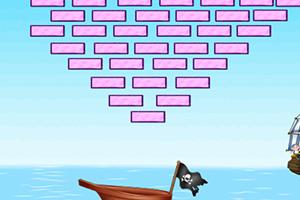 海盗杰克打砖块