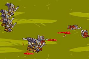 混乱怪物战场4