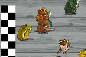 怪物竞速赛3