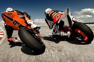 极品摩托比赛