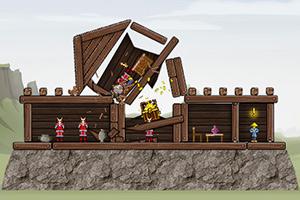 攻占中世纪城堡3无敌版