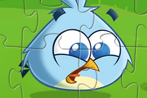 愤怒小鸟之露卡拼图