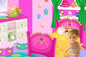 装饰莱利的房间