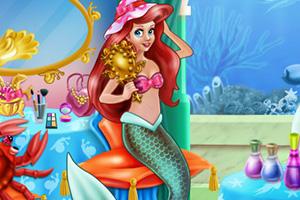 美人鱼大海寻物