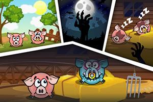 贪吃的猪头4