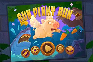 小猪快跑啊