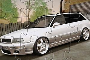 奥迪RS2汽车拼图