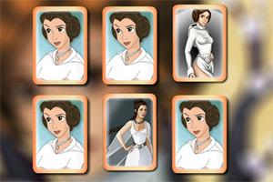 莱娅公主的记忆卡