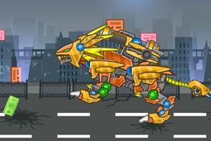 组装超级机械兽